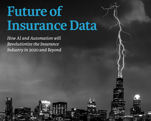 Future of Insurance Data Cover