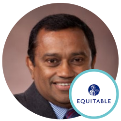Joe Vellaiparambil, Chief Data Officer, Equitable